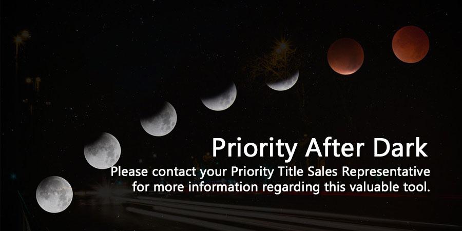 Priority Title